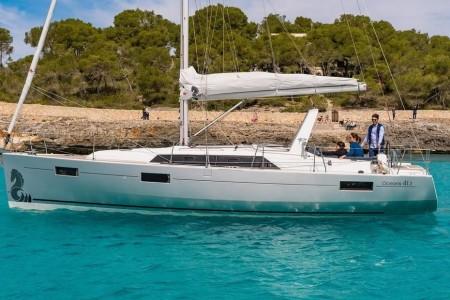 Yacht Charter Croatia Benetau