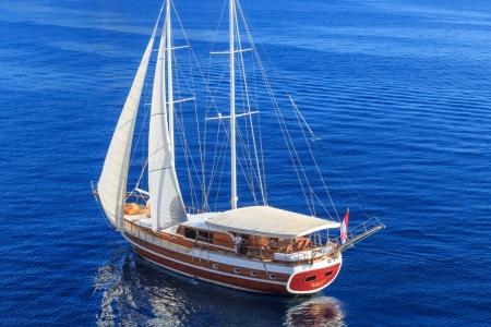 Yacht Charter Croatia Allure Gulet